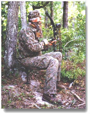Bow Hunting Deer You Need The Niff T Seat For Bow